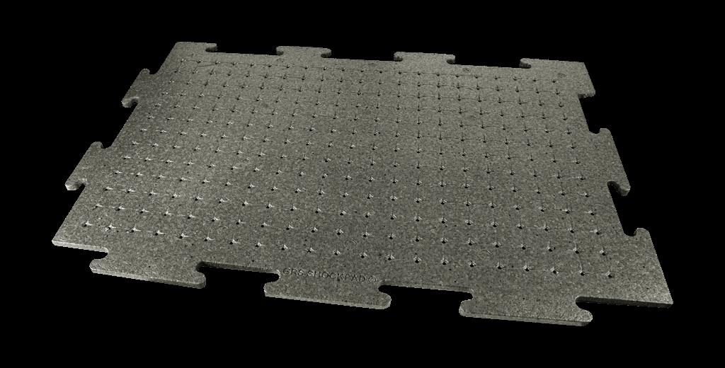 Drainage shockpad 18mm